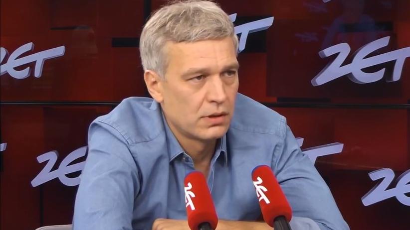 Michał Żebrowski w Radiu ZET: obrzydliwe draństwo, świństwo i takich granic nie powinno się przekraczać