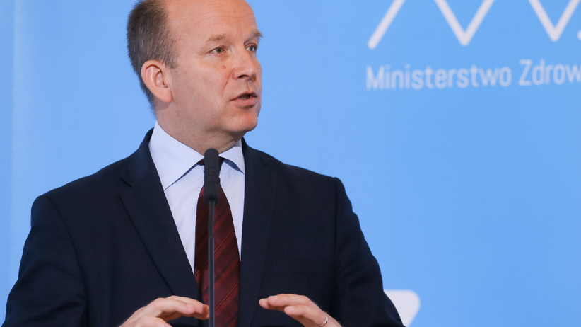 Minister Zdrowia Konstanty Radziwiłł na dywaniku u Beaty Szydło