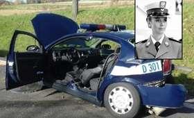 Młoda policjantka zginęła pełniąc służbę. Sprawca wypadku zabrał głos