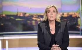 Doradca wiceministra kibicuje Le Pen. MON: To jej poglądy, nie nasze