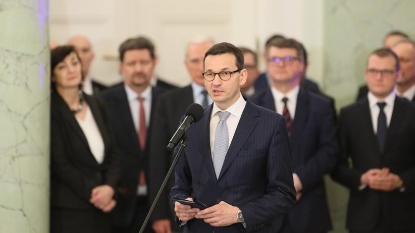 Morawiecki całkowicie zamroził swój portfel akcji BZ WBK