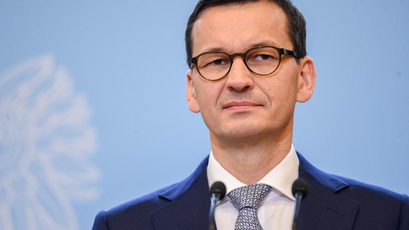 Morawiecki ws. praworządności: odpowiedź do Brukseli nie później niż 19 listopada