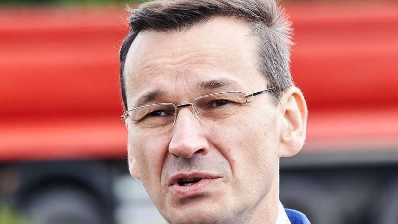 Morawiecki: Gdyby nie 500 plus, z Polski wyjechałoby milion osób