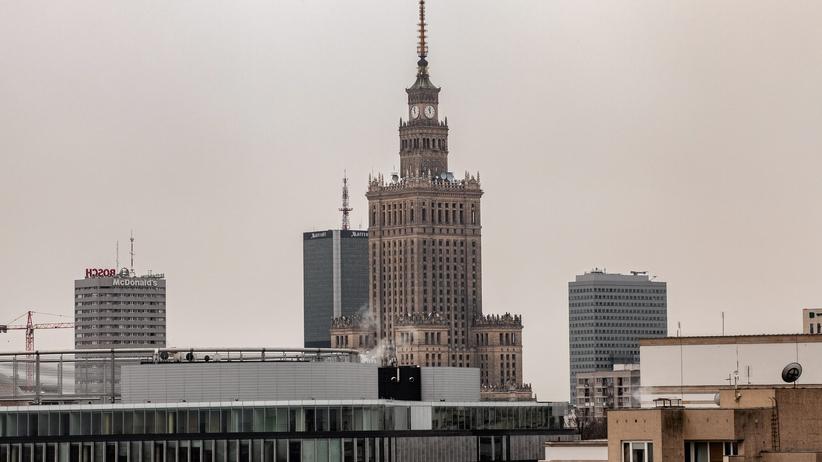 Morawiecki: jestem za tym, żeby zburzyć Pałac Kultury i Nauki [SONDA]
