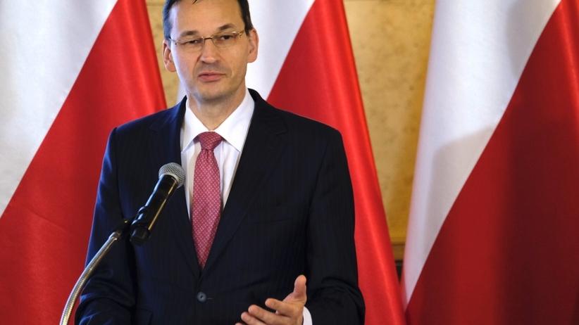 Morawiecki: niech dziś jedynym symbolem dzielenia będzie łączący nas opłatek