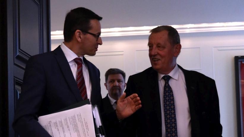 Po tym punkcie expose Morawieckiego wszyscy byli zaskoczeni. Rząd PiS postąpi zgodnie z wyrokiem ws. Puszczy