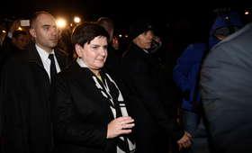 Beata Szydło zabrała głos w Sejmie