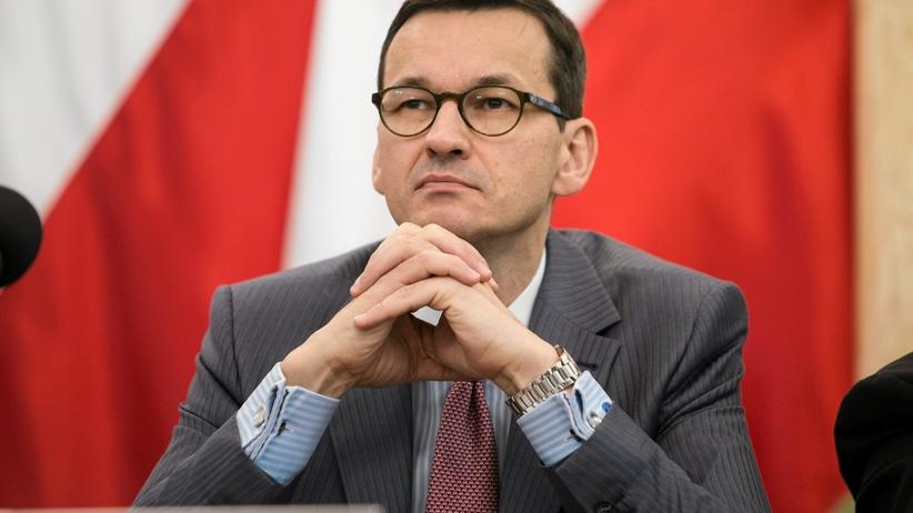 Morawiecki o Nord Stream 2: projekt niewłaściwy i szkodliwy