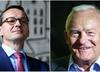 Morawiecki: sam negocjowałem przystąpienie do UE. Szybka riposta Leszka Millera