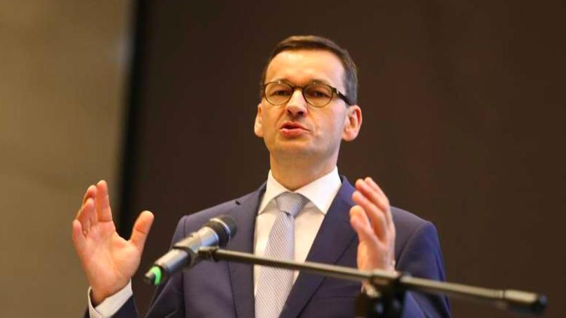 Morawiecki: Nie jest w naszym interesie, aby być w strefie euro