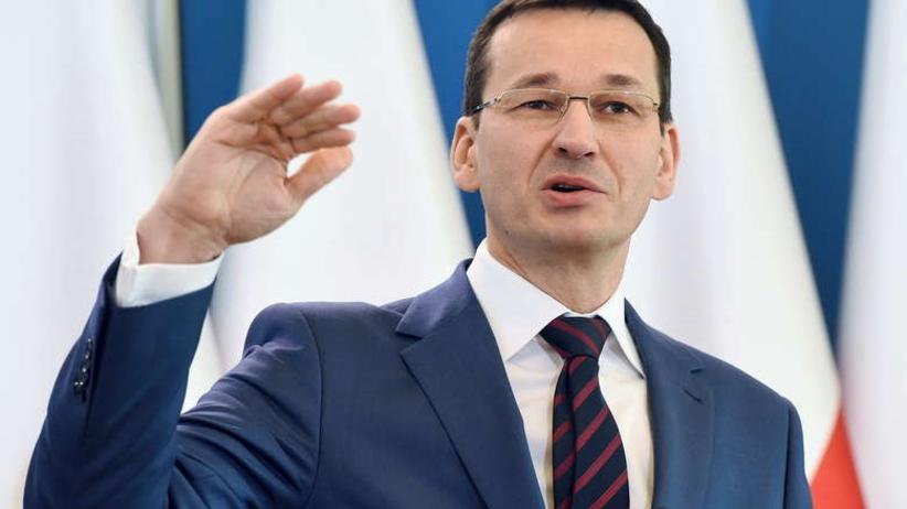 Morawiecki: w 2018 r. znaczny wzrost wydatków na cele społeczne