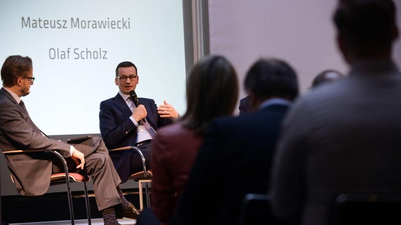 Morawiecki w Hamburgu: Rosja łamie traktat INF. NATO powinno coś z tym zrobić