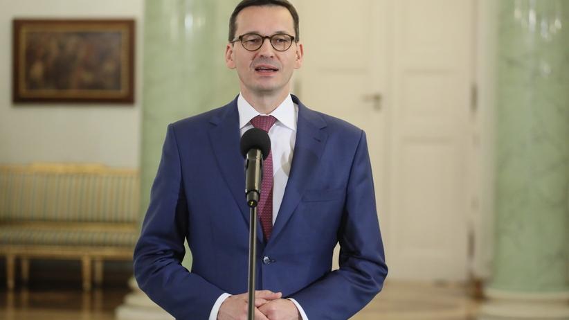 Morawiecki ocenił polski wymiar sprawiedliwości. Nagle wspomniał o... hitlerowcach!