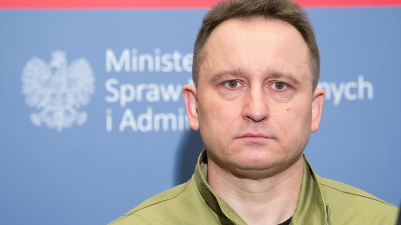 """Szef SOP rezygnuje ze stanowiska. """"Po ustaleniach z Joachimem Brudzińskim"""""""