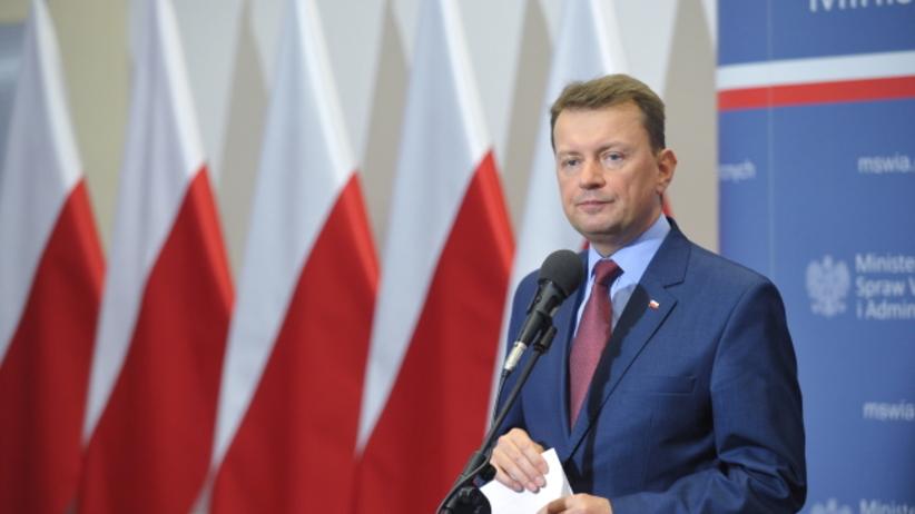 MSWiA: zasiłek dla poszkodowanych w wichurach do 200 tys. złotych