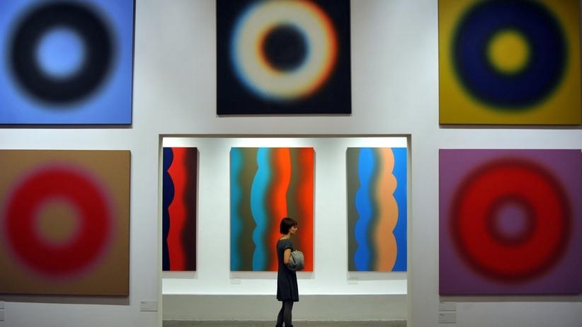 Rekord na polskim rynku sztuki. Obraz Fangora sprzedany za gigantyczne pieniądze