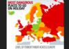 Najniebezpieczniejsze kraje w Europie na wakacje [MAPA]