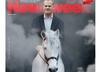 Donald Tusk na białym koniu w najnowszym Newsweeku. Kontrowersyjnie?