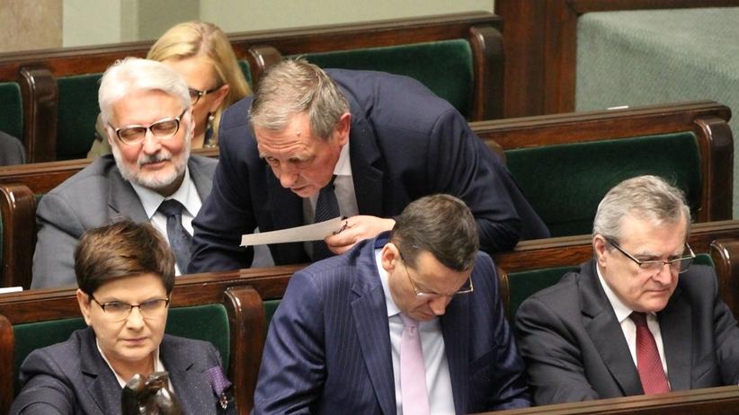 Trwa narada premier Szydło z ministrami. Tematem lojalność i dyscyplina