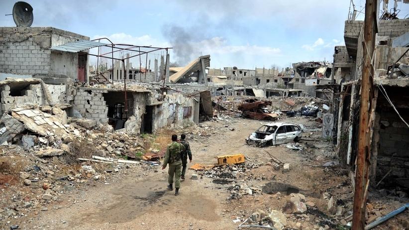 NATO: Rosja wykorzystuje wojnę w Syrii, by umocnić się na Morzu Śródziemnym