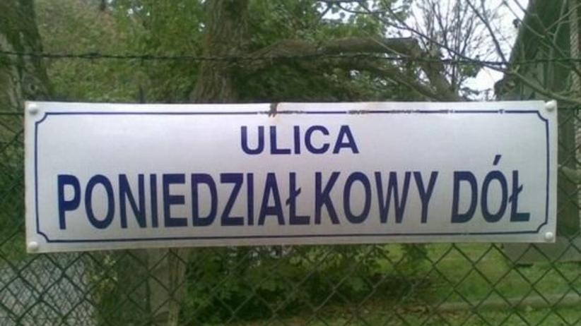 Nazwy Waszych ulic bohaterami poniedziałkowego Halo ZET. Czekamy na zdjęcia