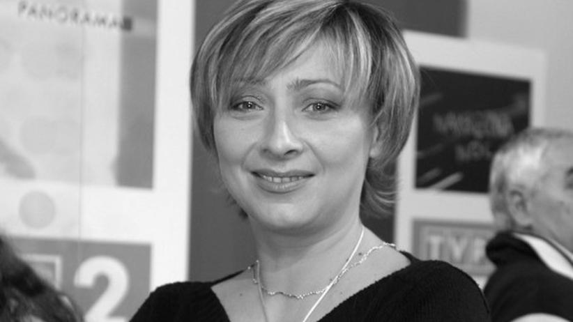 Nie żyje Agnieszka Dymecka, kierownik redakcji pogody w TVP. Miała 51 lat