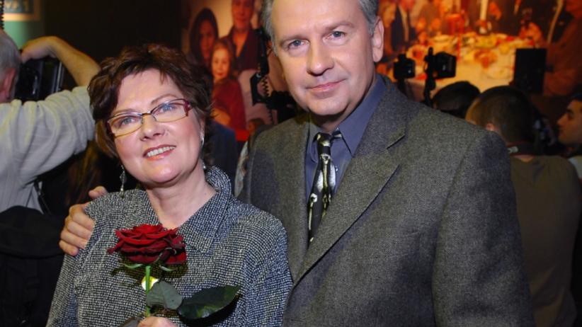 Serialowe małżeństwo z Klanu. Stockinger wspomina Kotulankę