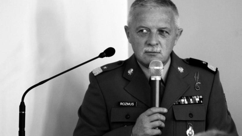 Nie żyje gen. Mirosław Rozmus, były dowódca Podhalańczyków