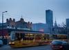 Tragedia w stolicy. Kobieta zginęła pod kołami tramwaju