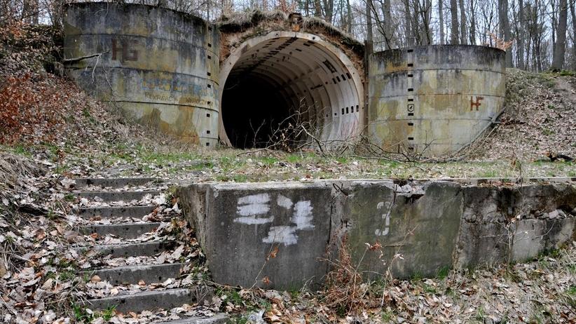 Nieznane elementy radzieckich baz atomowych znalezione w Polsce