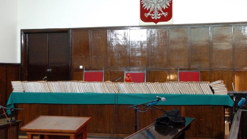 Przywieczerski został skazany w 2005 roku przez Sąd Okręgowy w Warszawie. Fot: Witold Rozbicki/East News