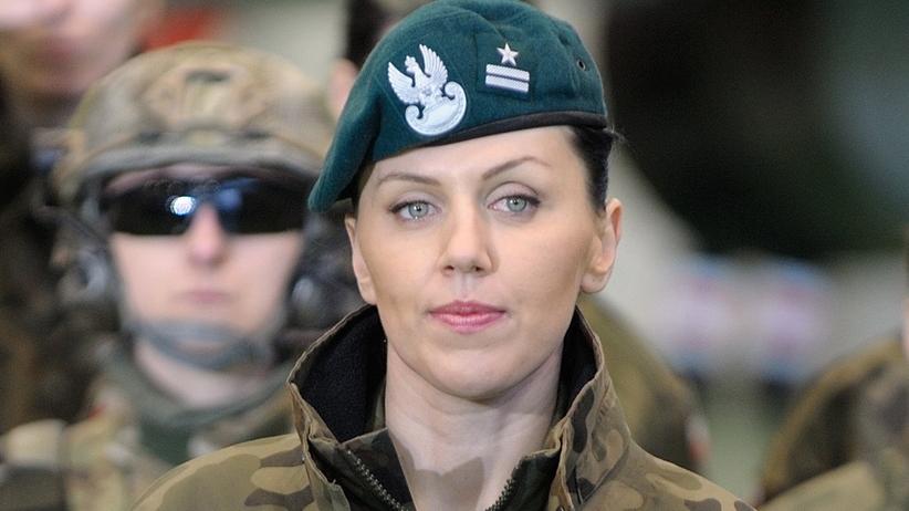 Mjr Anna Pęzioł-Wójtowicz rzeczniczką MON. Zastąpiła Bartłomieja Misiewicza [GALERIA]