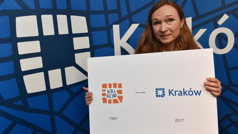 Logo Krakowa