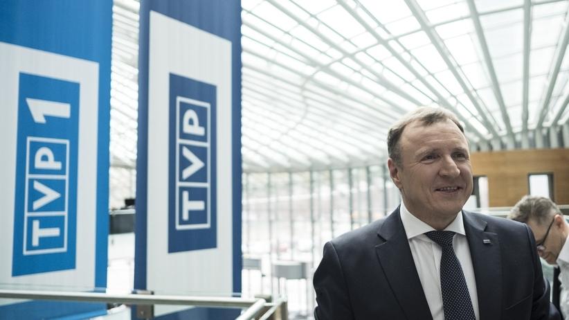 TVP, Jacek Kurski