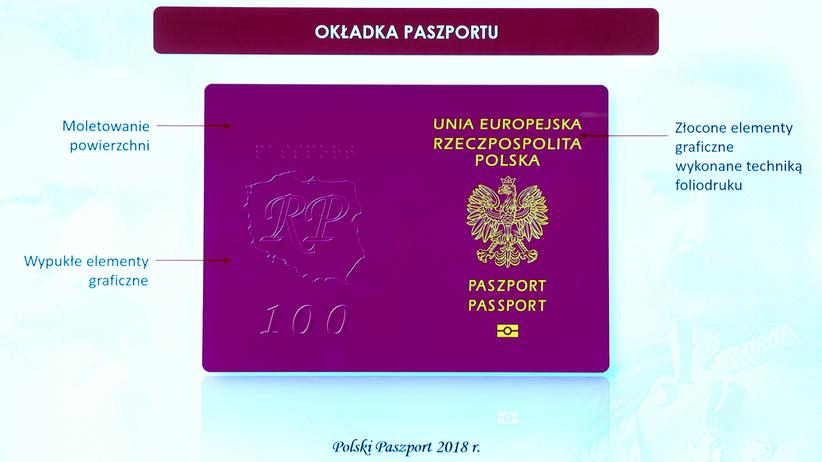 Będą nowe paszporty. Specjalne motywy i większe bezpieczeństwo [ZDJĘCIA]