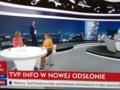 Nowe studio TVP Info. Kosztowało 16 mln złotych [WIDEO]