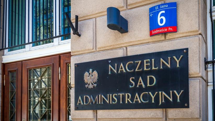 NSA postanowił o wstrzymaniu wykonania uchwały KRS