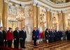 226 lat od uchwalenia Konstytucji 3 maja. Pięć osób odznaczonych Orderem Orła Białego