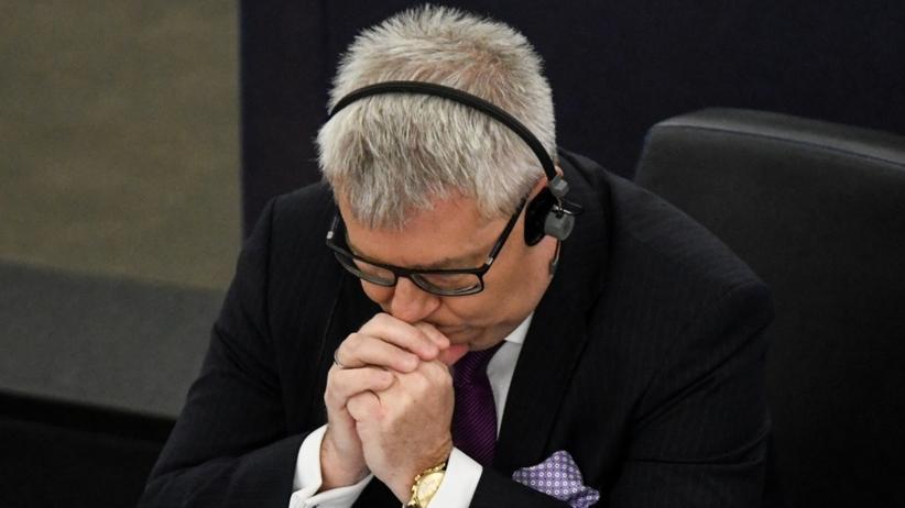 Odwołanie Czarneckiego: Nowym wiceszefem Parlamentu Europejskiego może zostać członek PiS