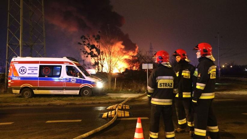 Kilkanaście ofiar pożarów. Straż pożarna podsumowuje weekend