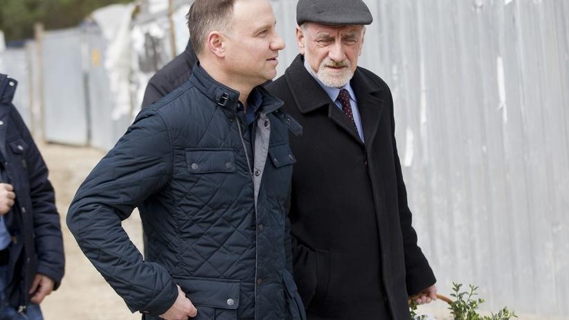 Szczere wyznanie ojca Andrzeja Dudy ws. zawetowanych ustaw