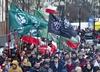 ONR świętuje w sali BHP w Stoczni Gdańskiej. Komentarz Lecha Wałęsy