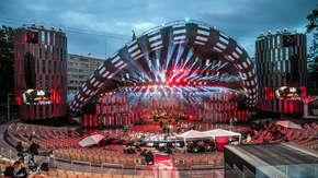 Zaniżanie oglądalności, deszcz i chłód. Tak Jacek Kurski skomentował tegoroczny festiwal w Opolu
