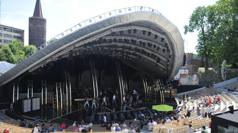 Pomysł festiwalu w Kielcach przypomina 'Titanica'. Prezydent Opola skomentował decyzje TVP