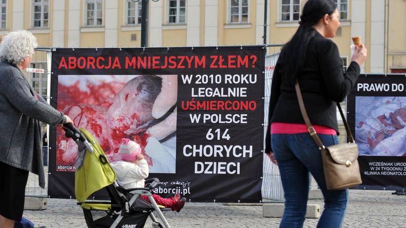 Plakaty Antyaborcyjne