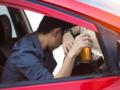 """Pijany kierowca wjechał na skrzyżowanie i zasnął. """"Miał głowę opartą na kierownicy"""""""