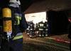 Opolskie. Tragiczny pożar stodoły. W pogorzelisku znaleziono ciało mężczyzny