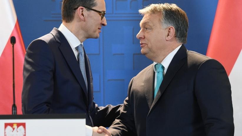 Orban w TVP: Polska jest poważnym krajem, premier Morawiecki ma autorytet
