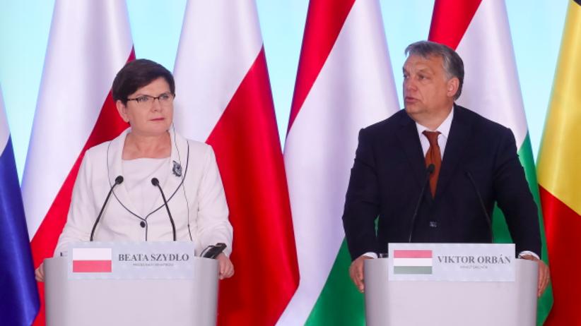 Orban w Warszawie: w Europie Środkowej jest siła, wola walki i wspólne cele