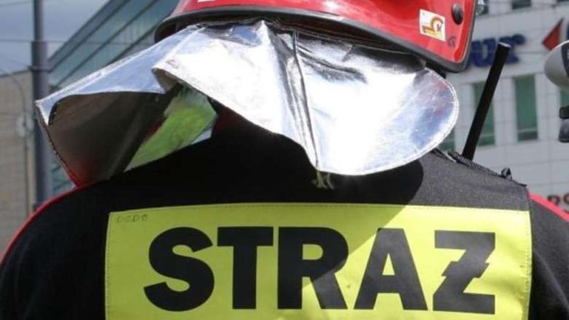 Konar spadł wprost na samochód. Druga ofiara orkanu Grzegorz